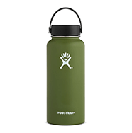 Hydro Flask Wide Mouth Olive