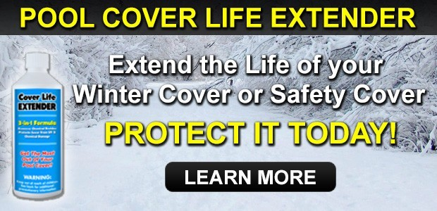 Pool Cover Extender