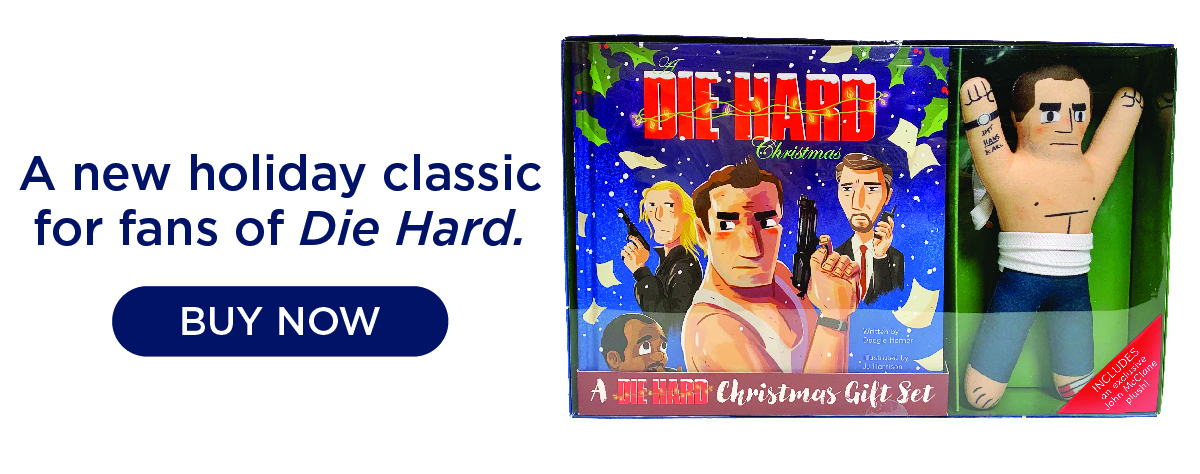 Die Hard Christmas Gift Set