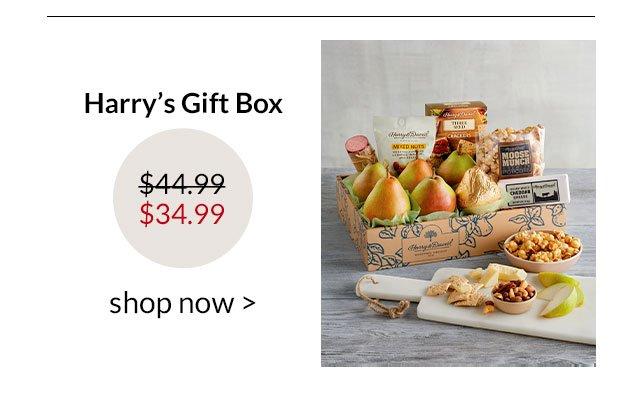 Harry's Gift Box