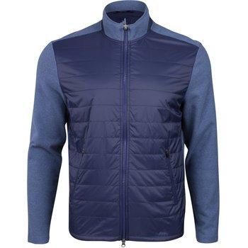Johnnie-O Calvin 2-Way Zip Polar Quilted Jacket