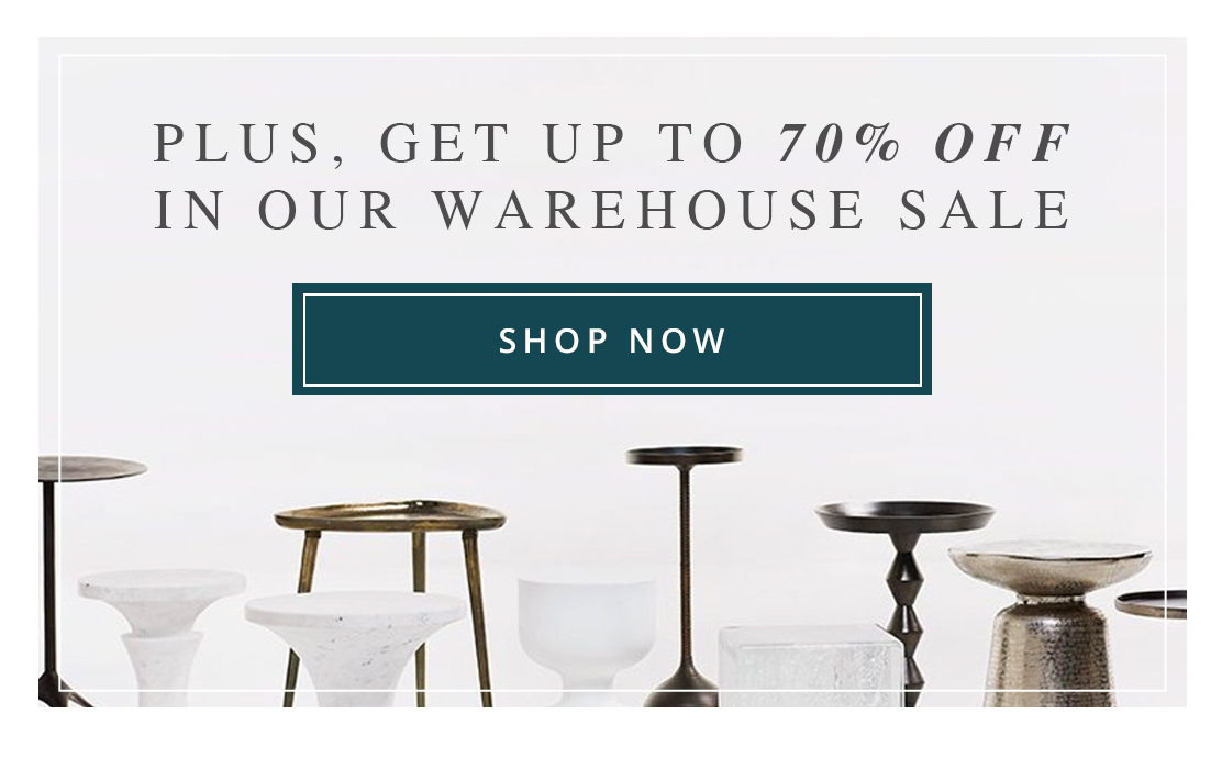 70% OFF Warehouse Items