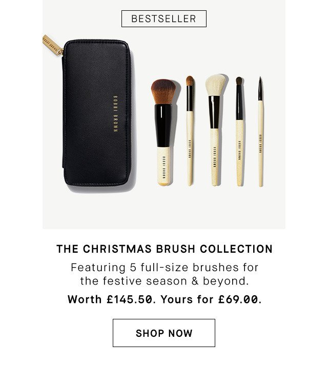 The Christmas Brush Collection