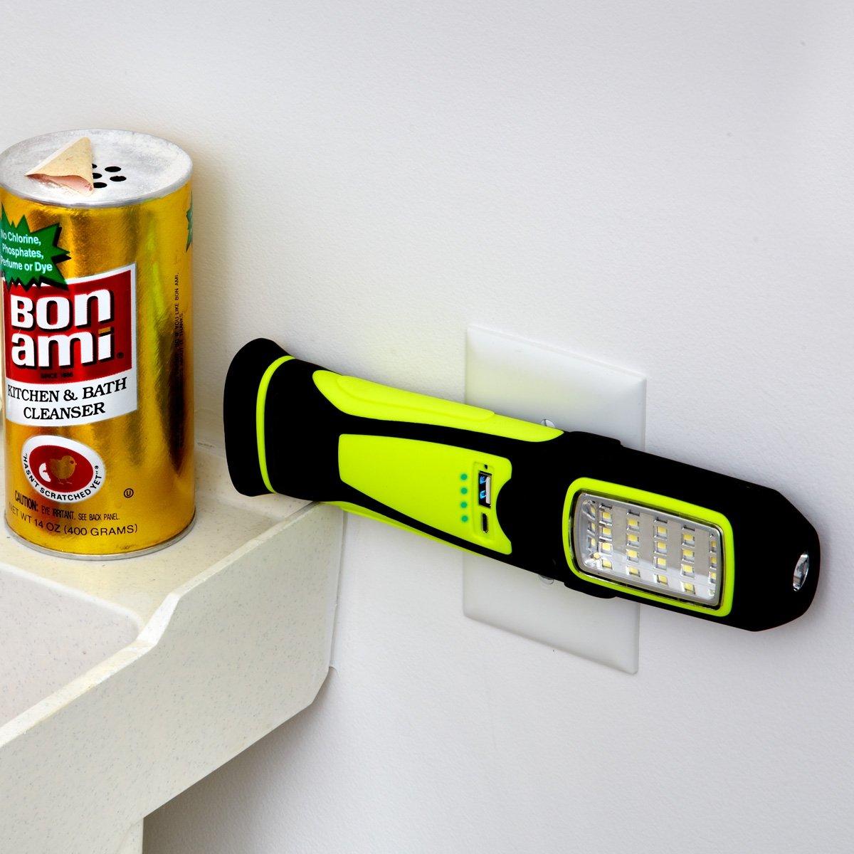 Rechargeable Mag-Flex Flashlight