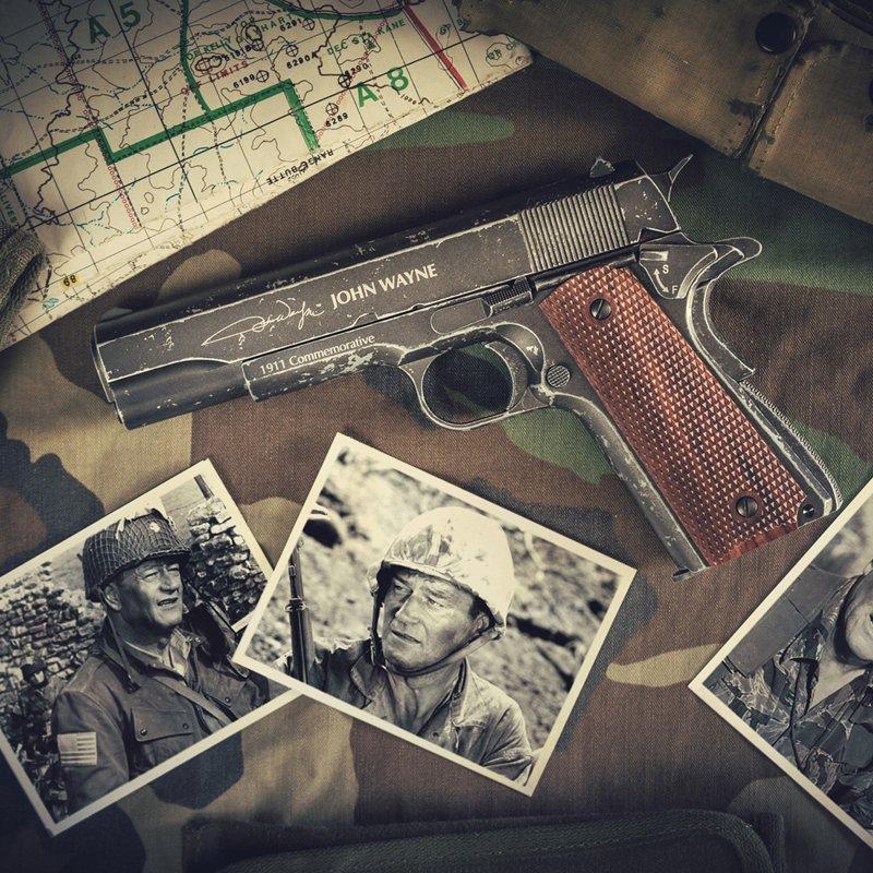 John Wayne 1911 Air Pistol