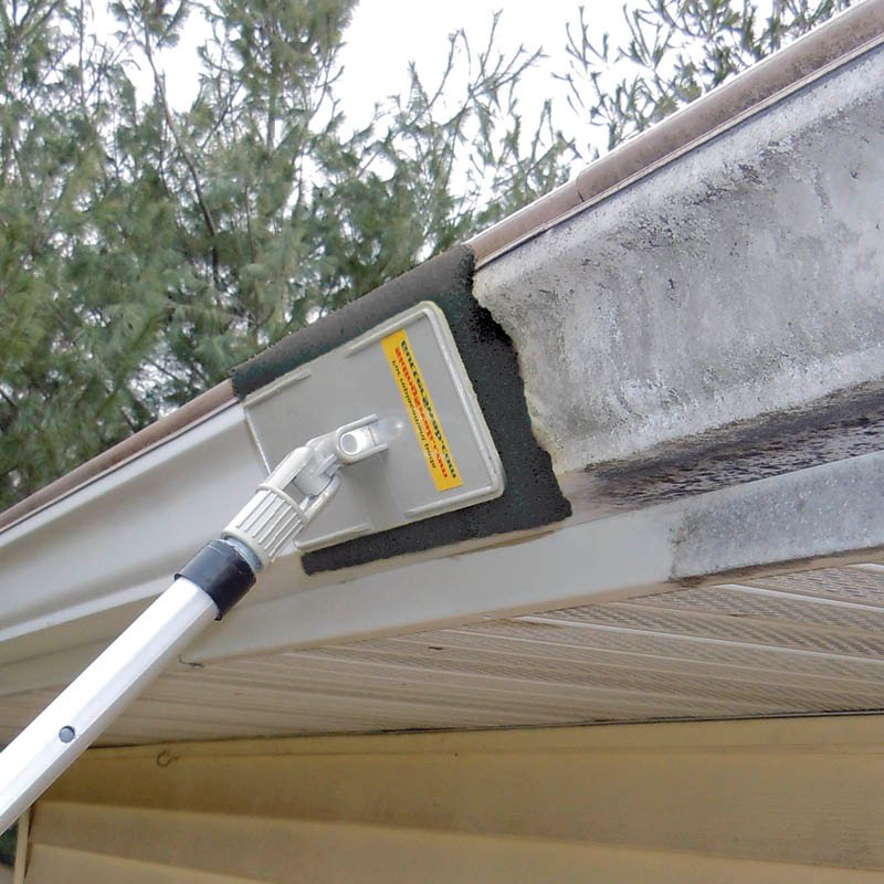 Home Exterior Cleaning System