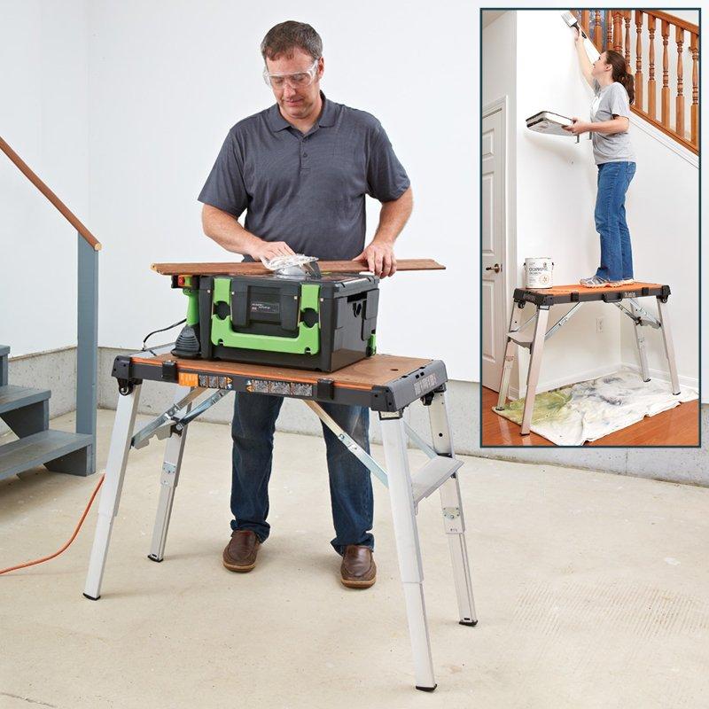 4-In-1 Workbench/Scaffold