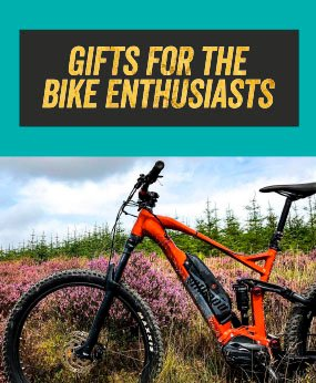 GIFTS FOR BIKE ENTHUSIASTS