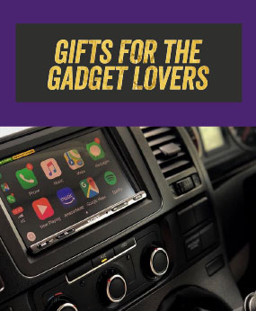 GIFTS FOR THE GADGET LOVERS
