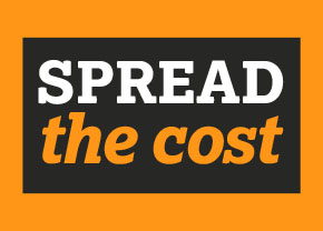 Spread the cost