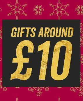 GIFTS AROUND £10
