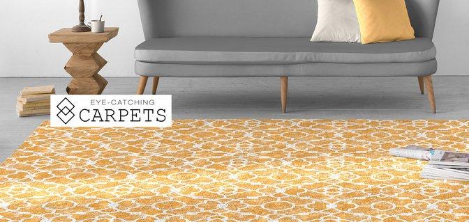 Eye-catching Carpets