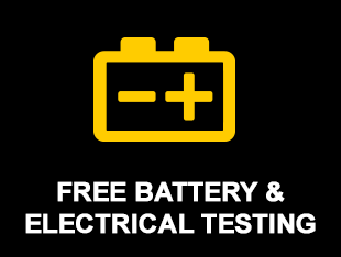 Free Battery & Electrical Testing