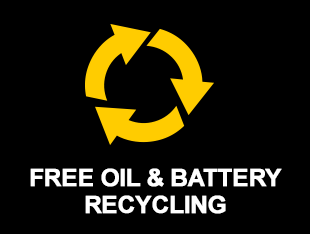 Free Oil & Battery Recycling