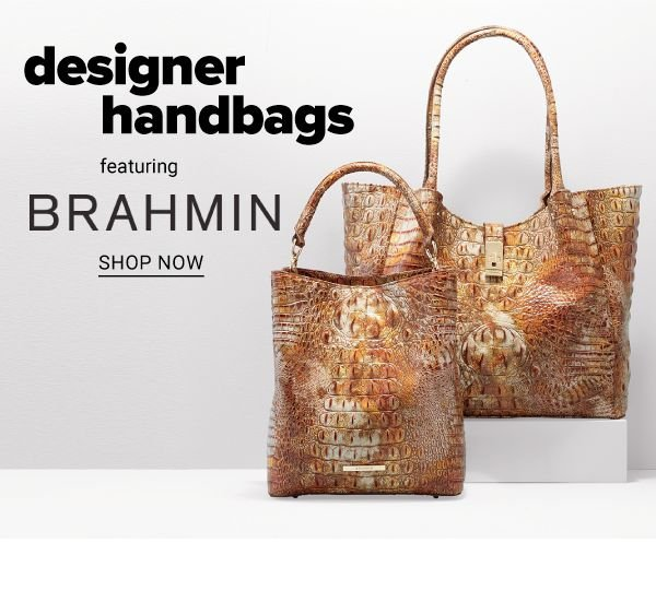 Designer Handbags featuring Brahmin - Shop Now