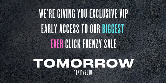 Exclusive Access Tomorrow