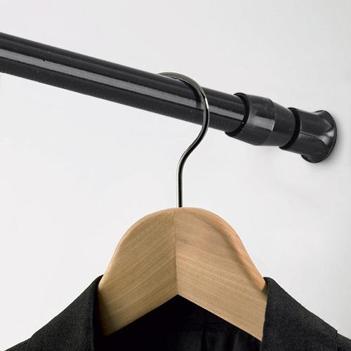 Einstellbare Federspannstange für Vorhang und Schrank