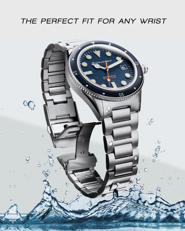 Spinnaker's One of the Most Iconic Timepiece