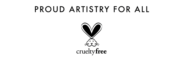 PROUD ARTISTRY FOR ALL - Cruelty Free