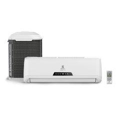 Ar Condicionado Split Electrolux Inverter Frio, 12000 BTUS, Branco - QI12F/QE12F - 220V