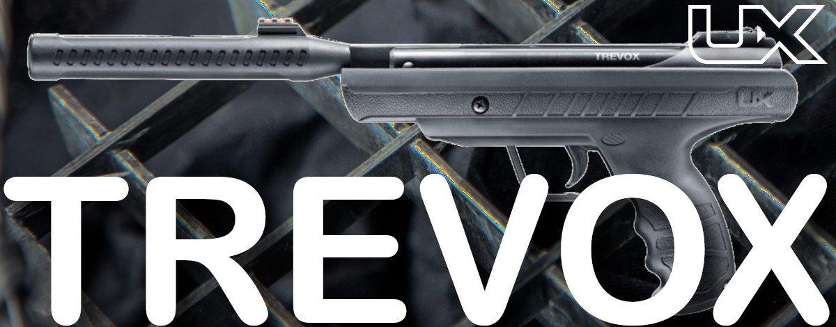 UX Trevox Luftpistol på AIRGUN.dk