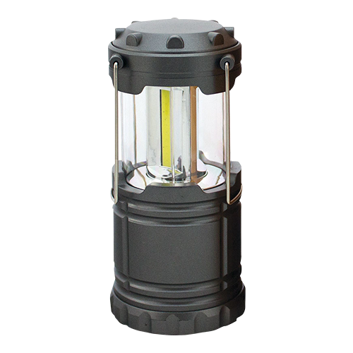 COB LED Collapsible Outdoor Lantern - Only £5.99