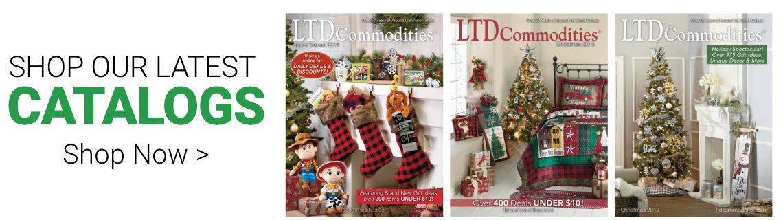 Shop Our Latest Catalogs