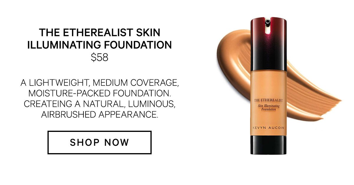 THE ETHEREALIST SKIN ILLUMINATING FOUNDATION $58