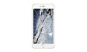Réparation totale d'écran LCD d'iphone