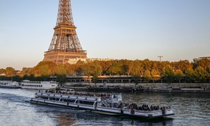 Paris : 1 à 3 nuits avec petit-déjeuner et croisière en option