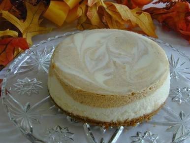 Image of Pumpkin Cream Cheesecake
