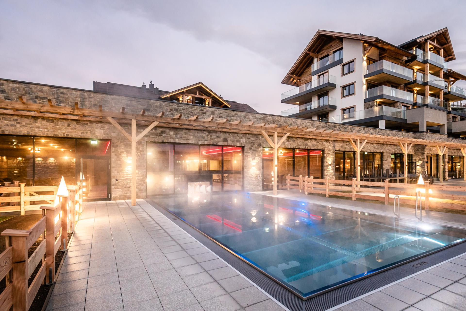Vaya Fieberfrunn - Hotel