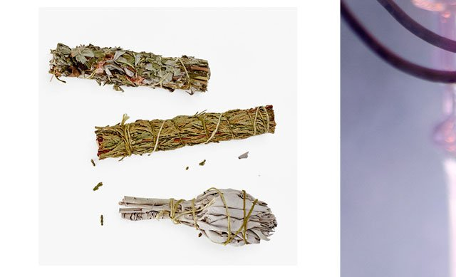 juniper ridge smudge stick trio
