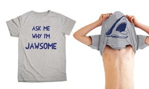 Ask Me Why I'm Jawsome T-Shirt