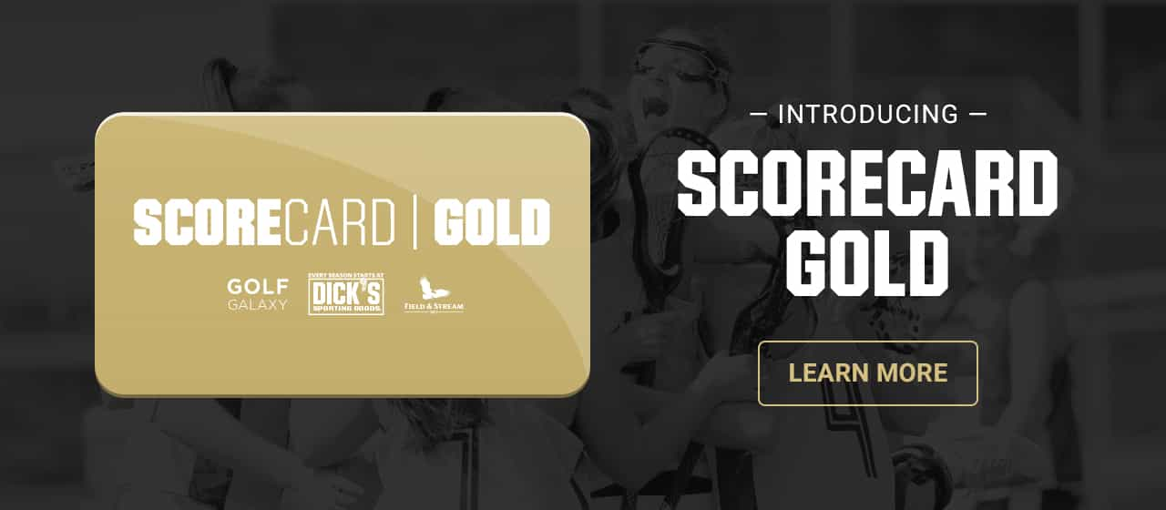 Introducing ScoreCard Gold. Learn more.