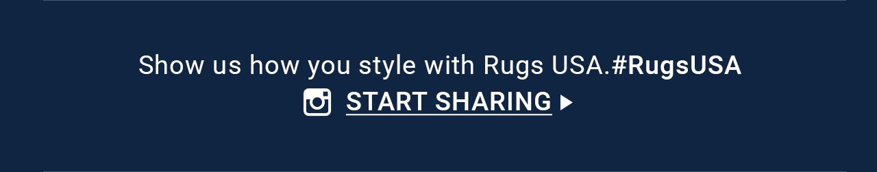 Start Sharing! #RugsUSA