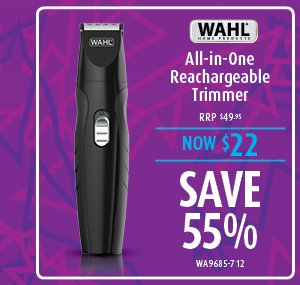 Wahl All-in-One Reachargeable Trimmer