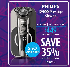Philips S9000 Prestige Shaver