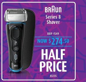 Braun Series 8 Electric Shaver