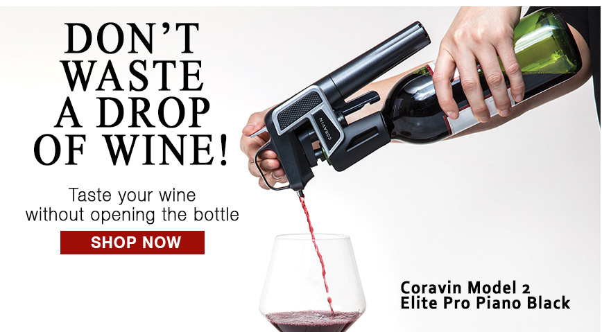 Don't Waste A Drop Of Wine!