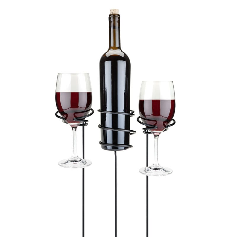 Picnic Stix Wine Holders