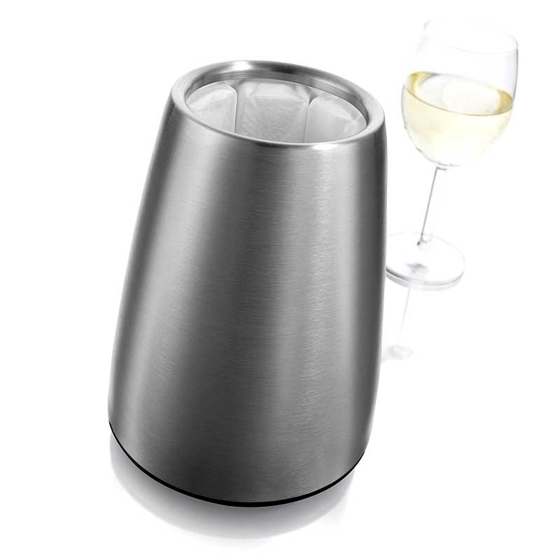 Stainless Vacu Vin Chiller