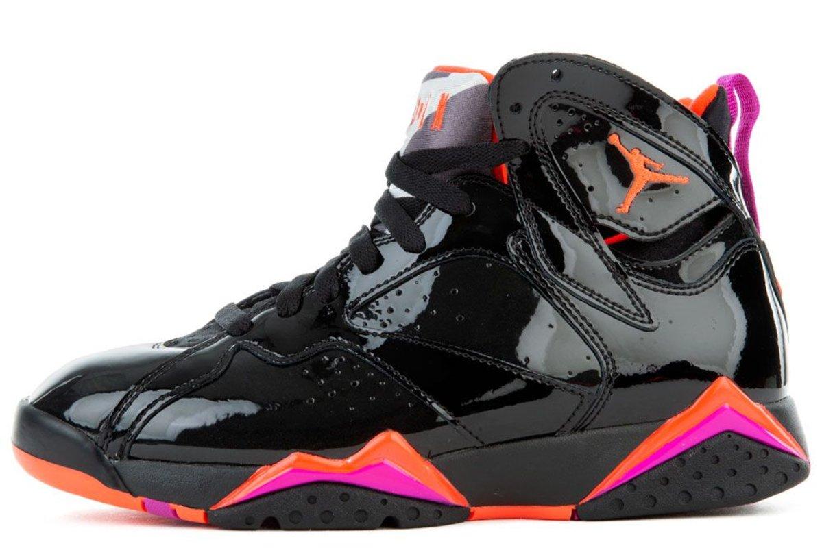 Women's Air Jordan 7  'Patent Leather'