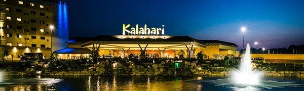 Kalahari Waterpark in the Poconos with Activity Package