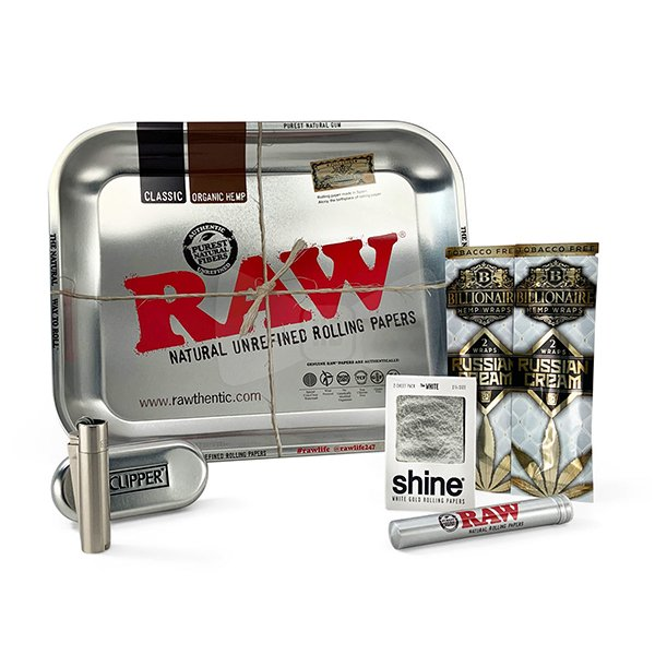 Image of Silver Shine Billionaire Bundle