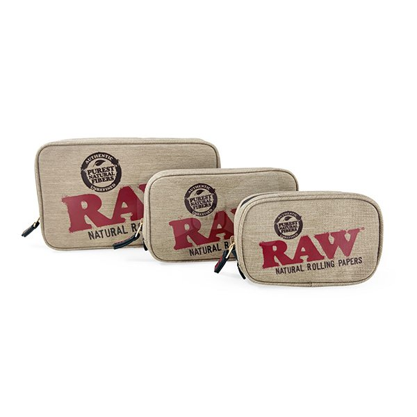 Image of RAW Smell Proof Smokers Pouch