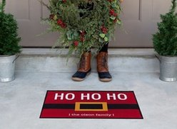 Personalized Color Door Mats