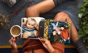 40-Page Custom Photo Books