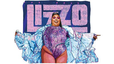 21 ways Lizzo is simply too iconic for words