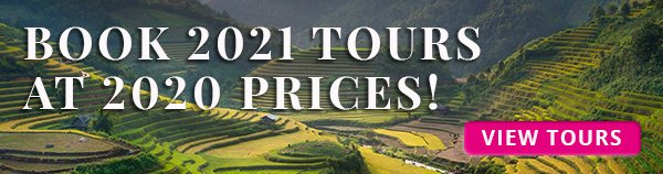 Book 2021 Tours at 2020 prices!